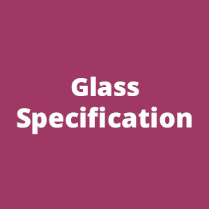 Glass Specification