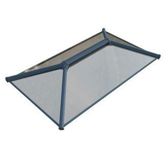 Grey Lantern Roof