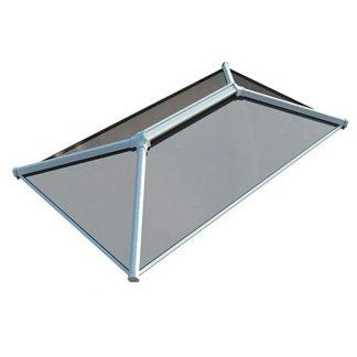 White Lantern Roof