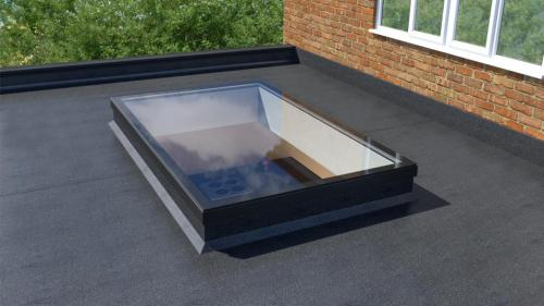 Skylight on Roof