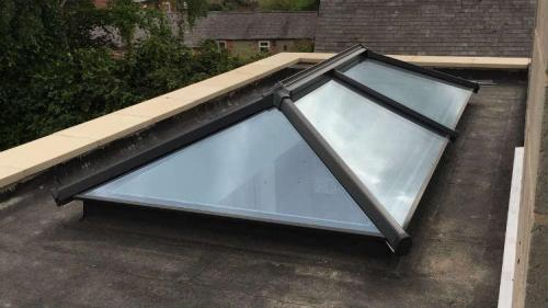 Roof Lantern from outside
